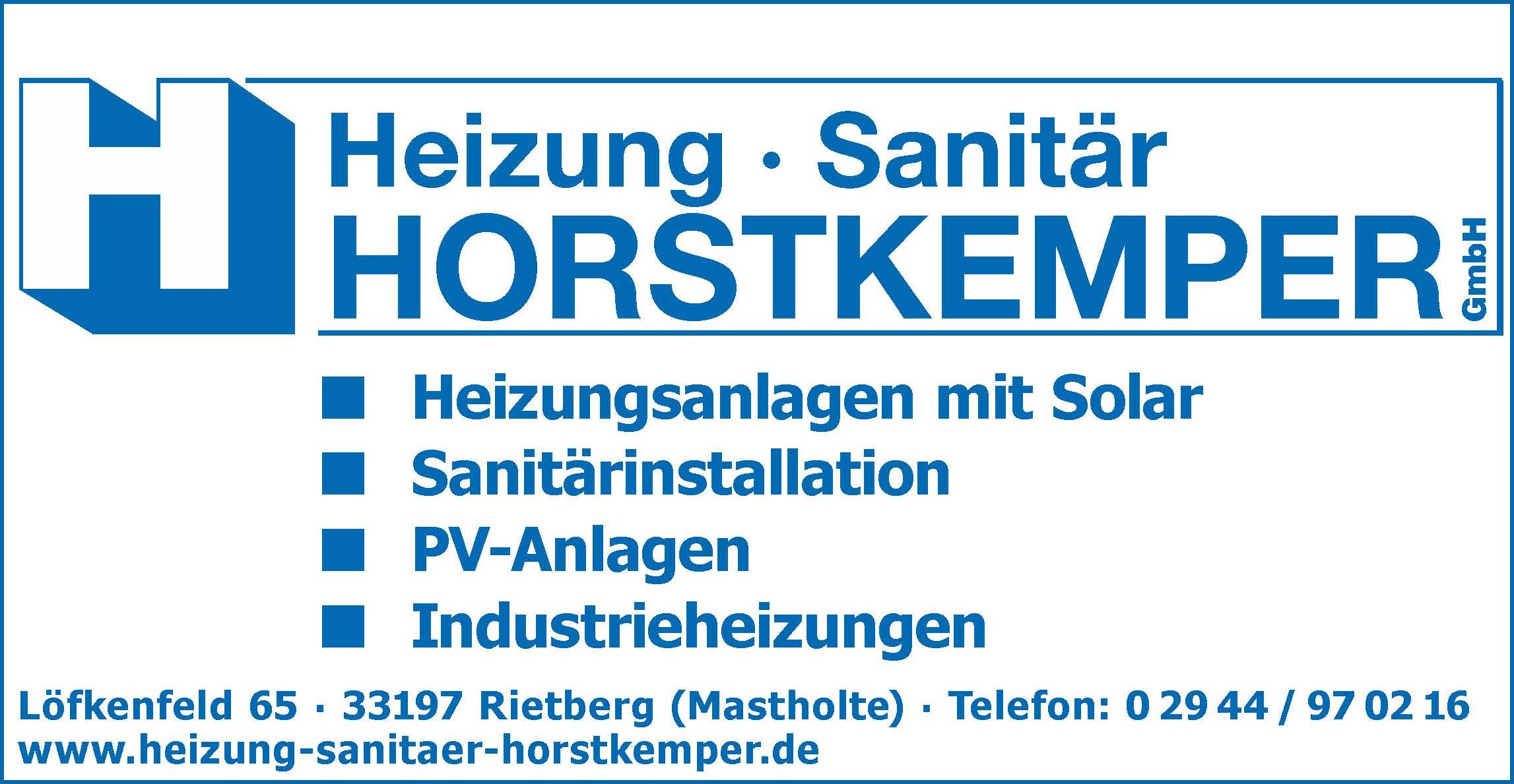 Horstkemper_Heizung