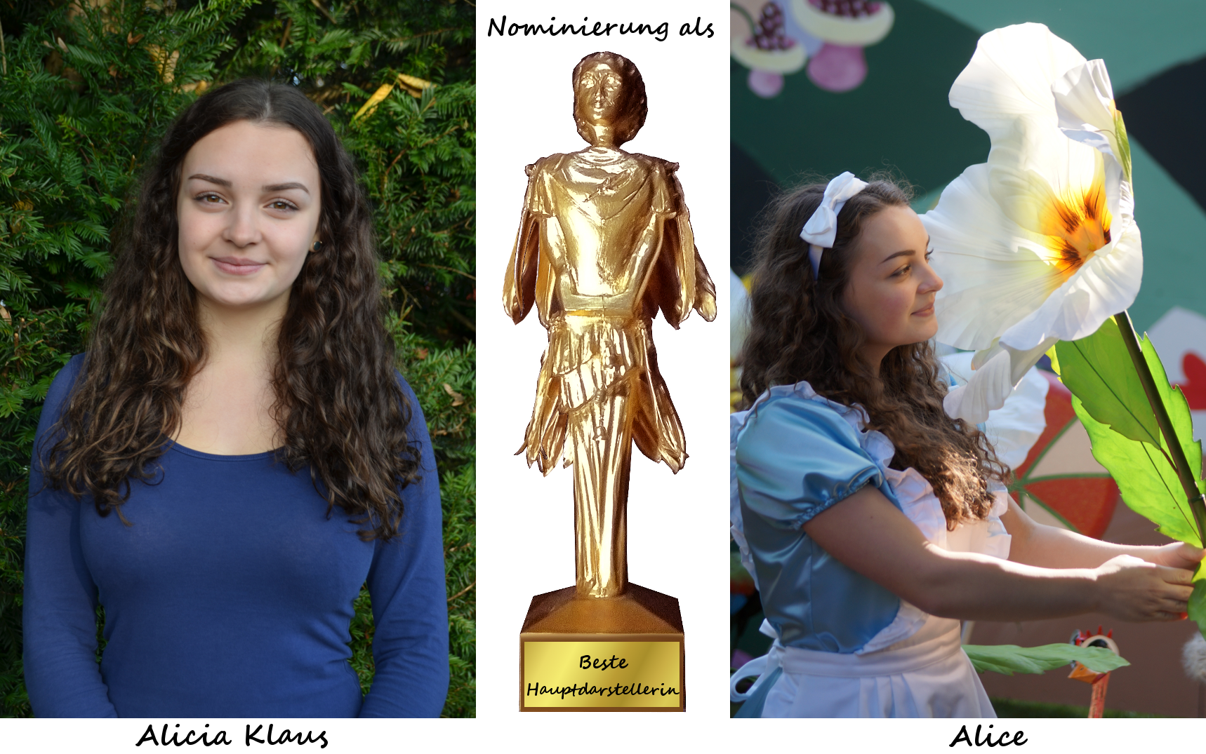 Alicia Klaus - Alice